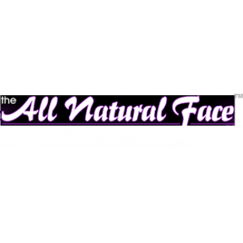 The All Natural Face logo
