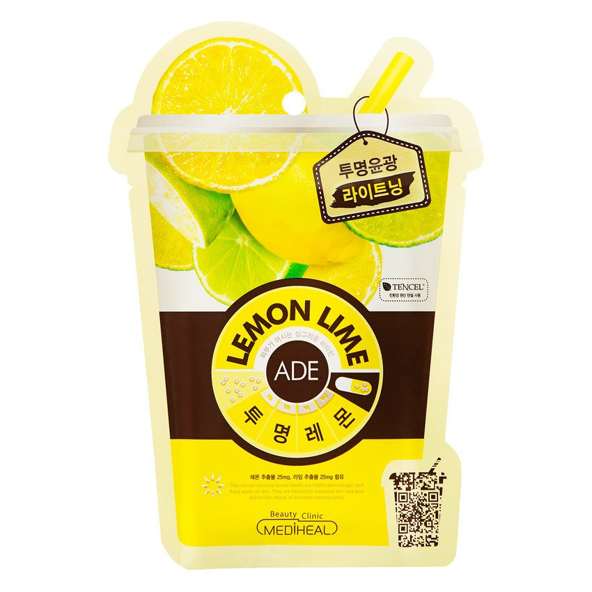 Витаминная маска Lemon Lime Ade Mask