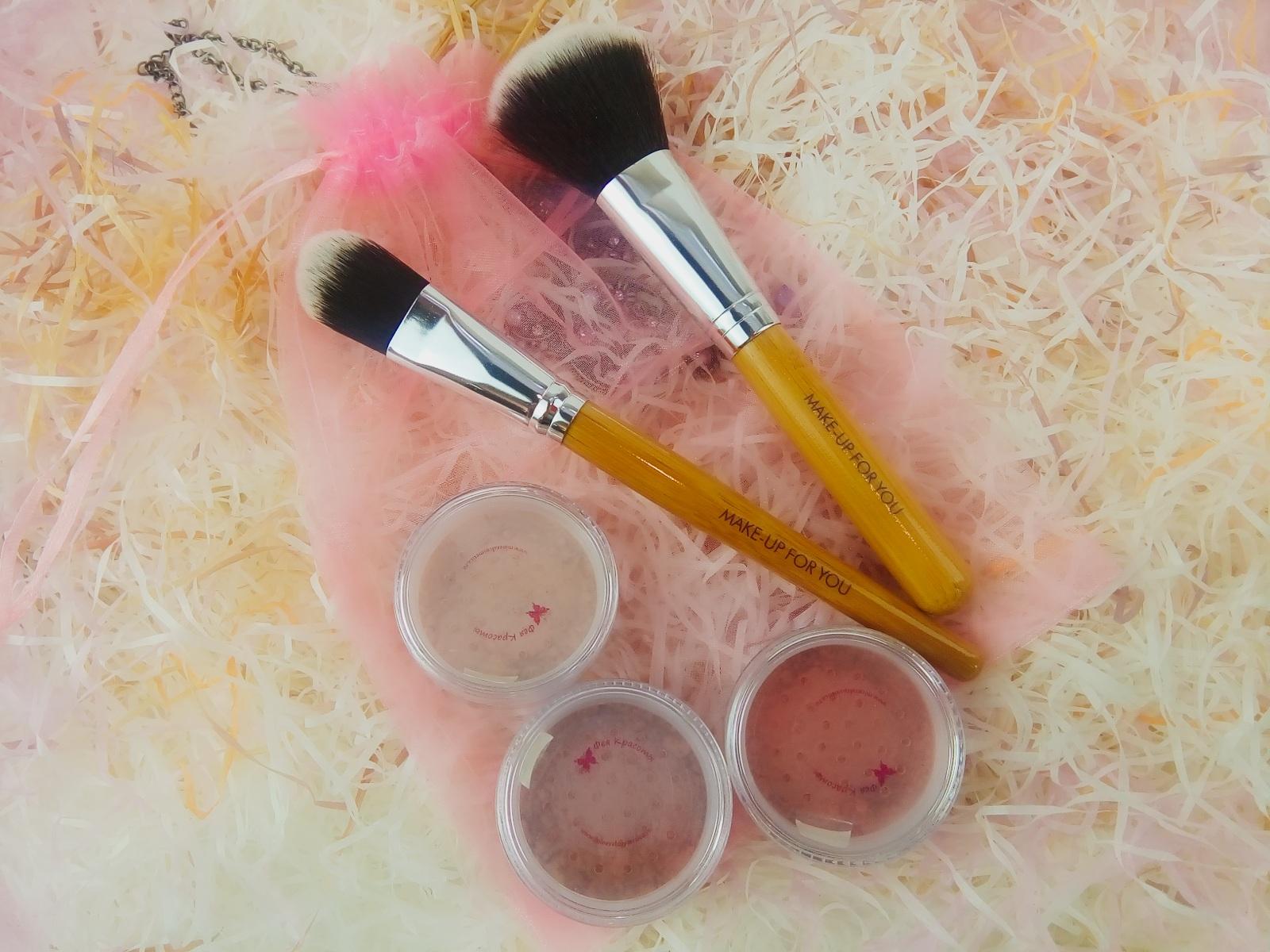 Набор минеральных румян - удивительная красота для вашего образа