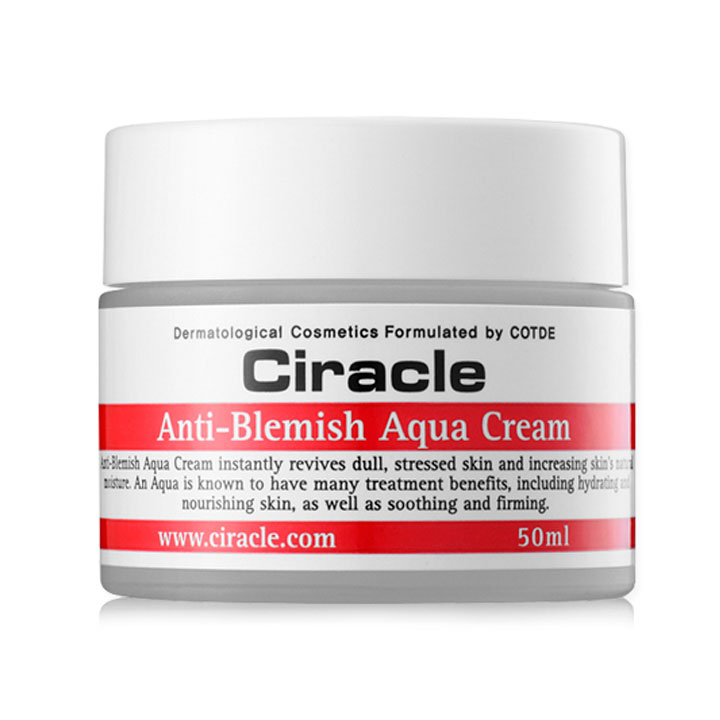 АНТИ-АКНЕ увлажняющий крем Anti Blemish Aqua Cream