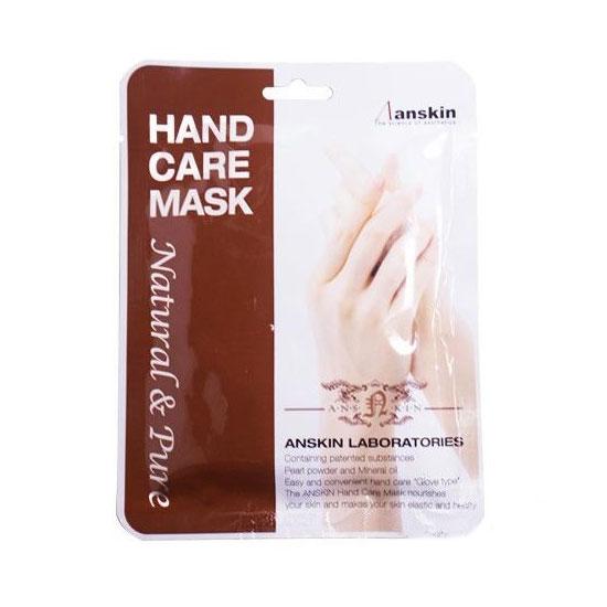 Маска для рук увлажняющая Natural & Pure Hand Moisture Mask