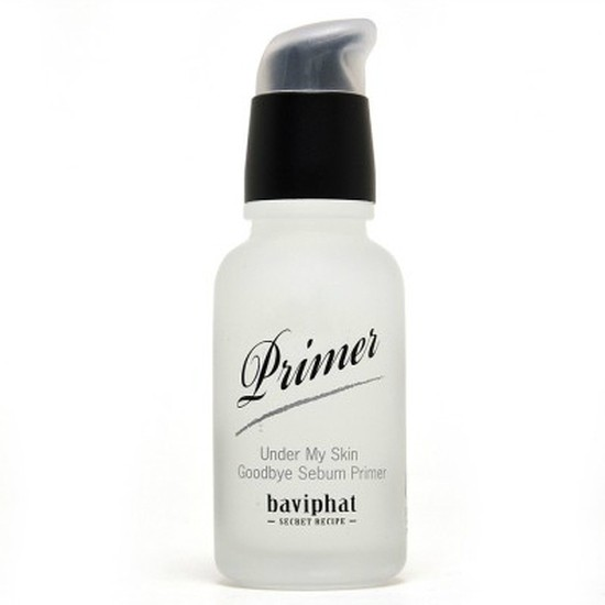 Праймер для жирной кожи Baviphat Under My Skin Goodbye Sebum Primer