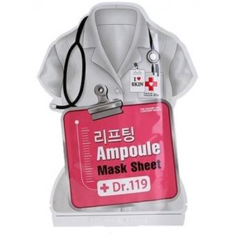 Маска для лица с лифтинг-эффектом Dr.119 Lifting ampoule mask sheet
