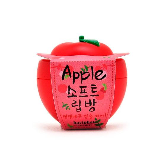 Бальзам для губ яблоко Apple Soft Lip Balm