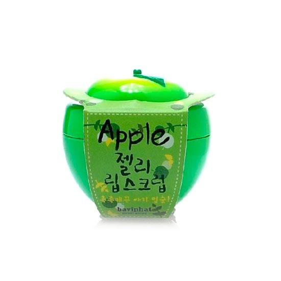 Скраб для губ яблоко Apple Jelly Lip Scrub