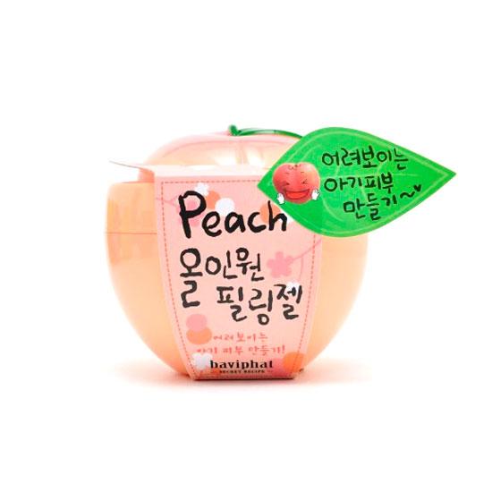 Пилинг-скатка персиковая Все-в-одном Peach All-in-one Peeling gel