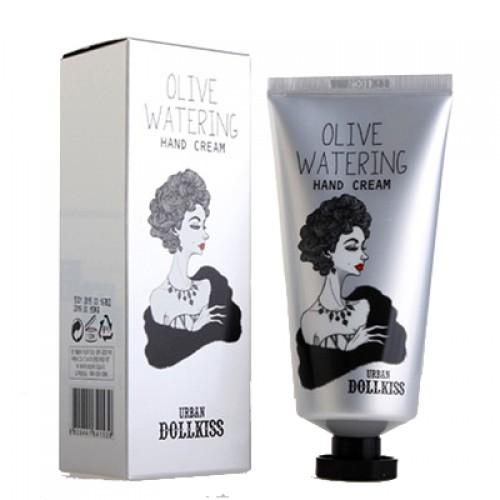 Крем для рук оливковый Urban Dollkiss Olive Watering Hand Cream