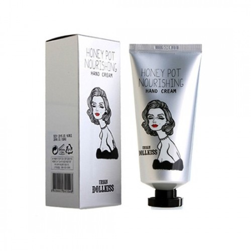 Крем для рук питательный Urban Dollkiss City Honey Pot Nourishing Hand Cream