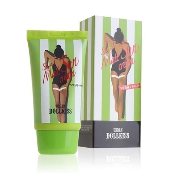 Крем солнцезащитный матовый Urban Dollkiss Skin Matt Sun Cream SPF50+ PA+++