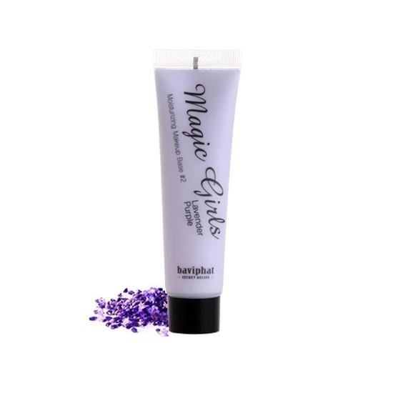 Основа под макияж увлажняющая Magic Girls Moisture Base (Lavender Purple)