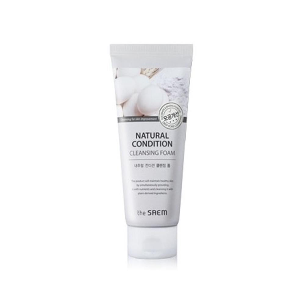 Пенка-скраб для лица Natural Condition Scrub FoamDeep pore cleansing 150мл