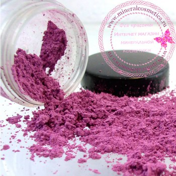 electric-pink-mineral-eye-shadow