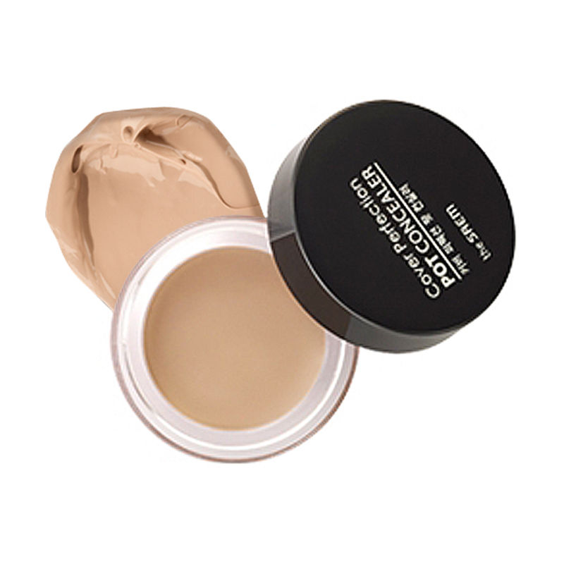 Консилер-корректор 01(New)Cover Perfection Pot Concealer 01.Clear Beige