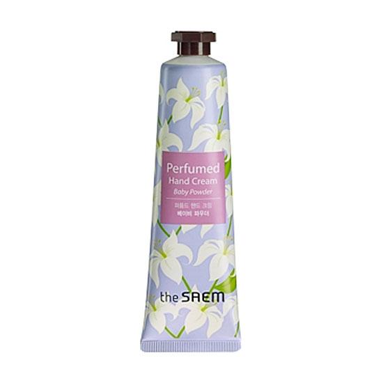 Крем для рук парфюмированый Perfumed Hand Cream Baby Powder-