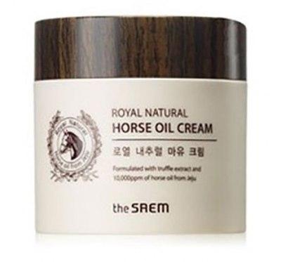 Крем с лошадиным жиром Royal Natural Horse Oil Cream