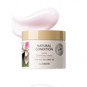 Крем очищающий лотос (New) Natural Condition Lotus Cleansing Cream
