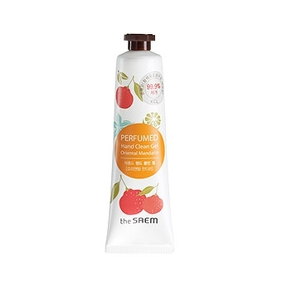 Крем-гель для рук парфюмированый Perfumed Hand Clean Gel [Oriental Mandarin]