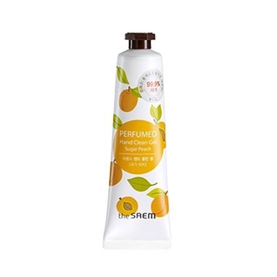 Крем-гель для рук парфюмированый Perfumed Hand Clean Gel [Sugar Peach]
