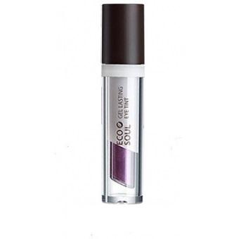 Подводка-тени для глаз гелевая Eco Soul Gel Lasting Eye Tint VI01 Own Purple