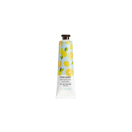 Крем-эссенция для рук парфюмированный Perfumed Hand Light Essence -Lemon Mint-