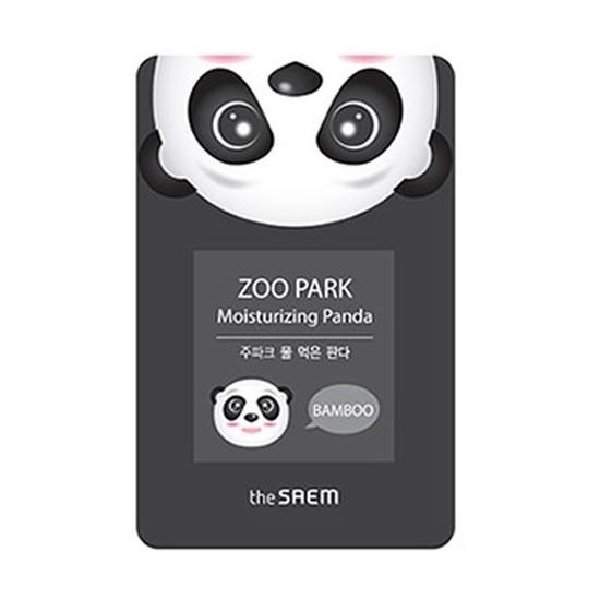 Маска ZOO для лица увлажняющая ZOO PARK Water Moisturizing Panda