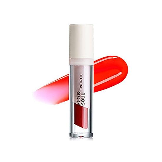 Тинт минеральный Eco Soul Mineral Tint In Oil RD01 That's Red