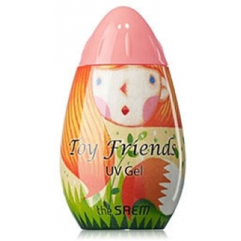 Гель-лак для ногтей Toy Friends UV Gel PK02 toy warm pink