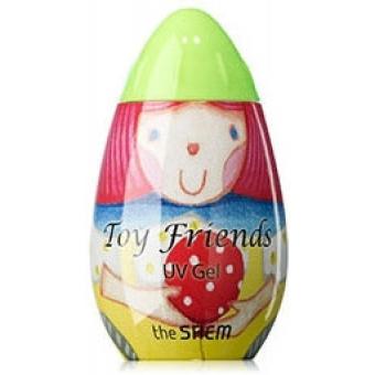 Гель-лак для ногтей Toy Friends UV Gel YE01 toy yellow