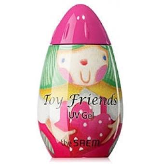 Гель-лак для ногтей Toy Friends UV Gel PK01 toy pink
