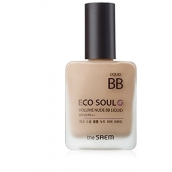 ББ Крем Eco Soul Volume Nude BB Liquid 01 Light Beige