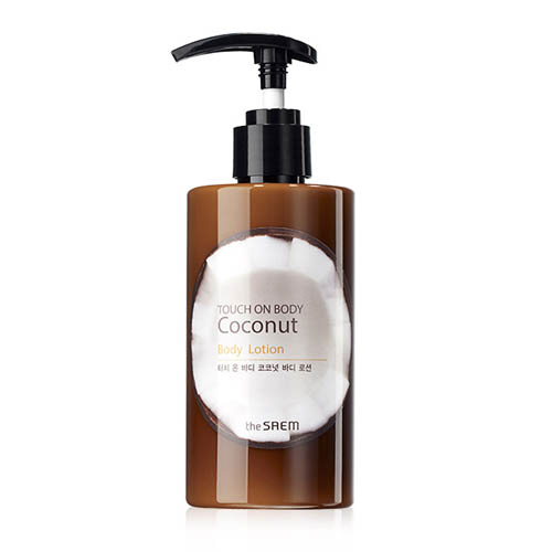 Гель для душа кокос TOUCH ON BODY Coconut Body Wash