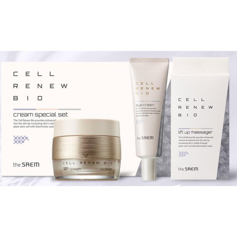 Набор уходовый антивозрастной Cell Renew Bio Cream Special Set N