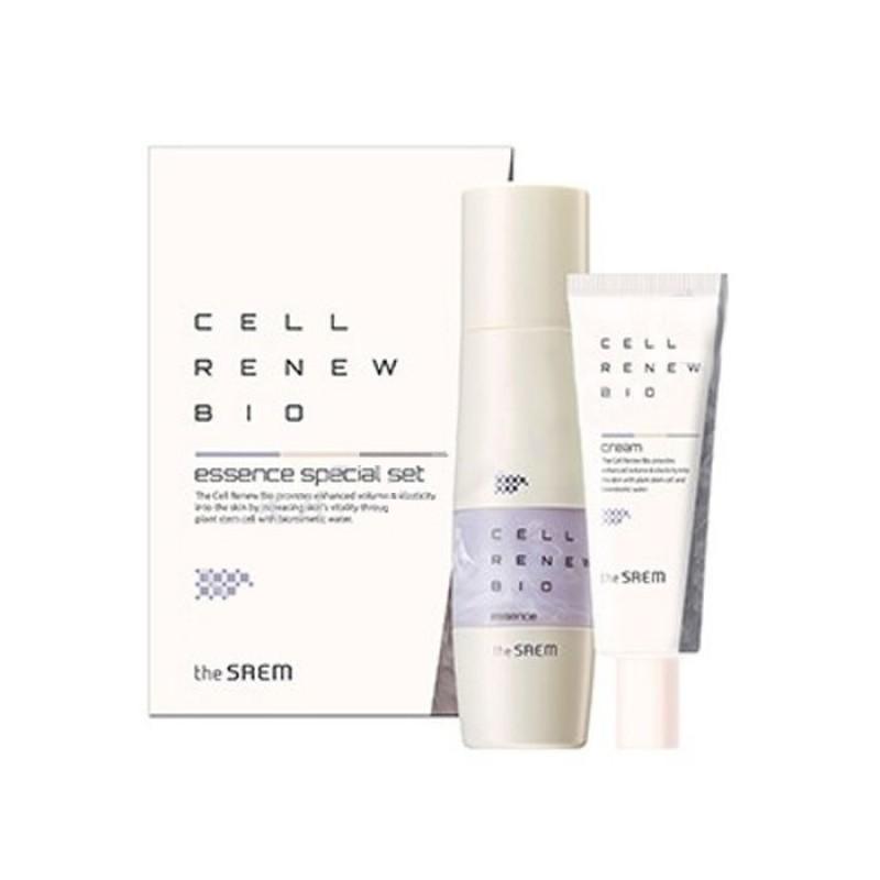 Набор уходовый антивозрастной Cell Renew Bio Eye Cream Special Set N