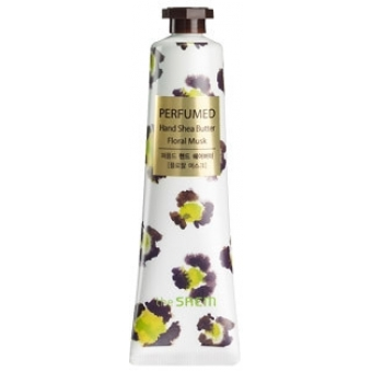 Крем-масло для рук Perfumed Hand Shea Butter -floral Musk-