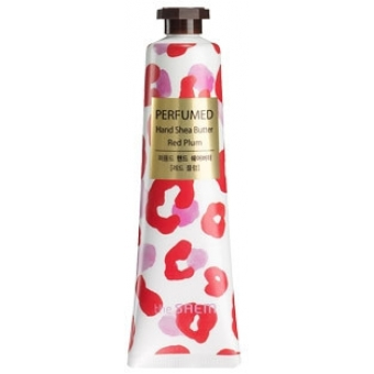 Крем-масло для рук Perfumed Hand Shea Butter -Red Plum-