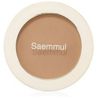 Румяна Saemmul Single Blusher BR02 Naked Brown(Shading)