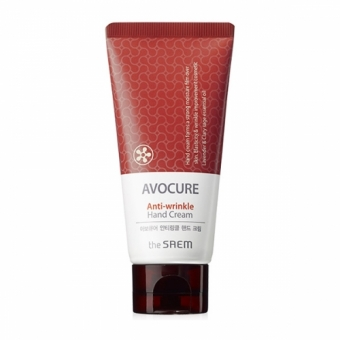 Крем для рук против морщин AVOCURE Anti-wrinkle Hand Cream