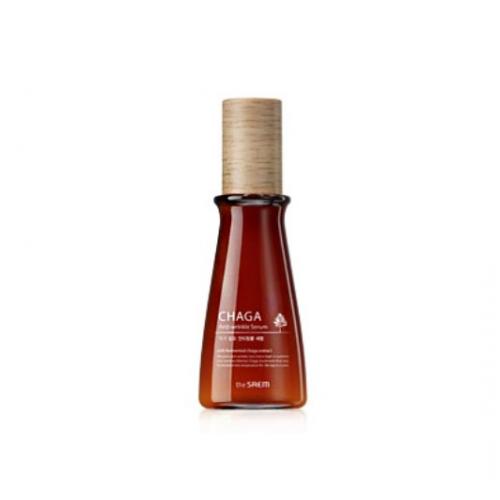 Сыворотка антивозрастная обогащенная с экстрактом чаги CHAGA Anti-wrinkle Serum