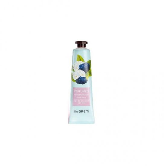 Крем для рук парфюмированный увлажняющий Perfumed Hand Moisturizer -Black Berry-