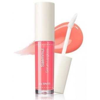 Блеск для губ saemmul serum lipgloss CR01