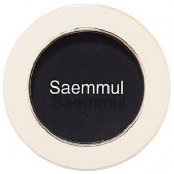 Тени для век матовые Saemmul single shadow(matt) BK03
