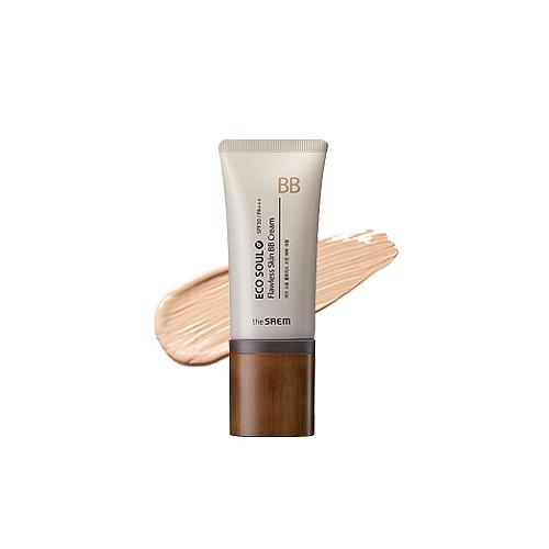 ББ Крем многофункциональный Eco Soul Flawless Skin BB Cream 01 Light Beige