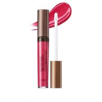 Блеск для губ ECO SOUL Glam Luster Lipgloss PK02 Rose Pink