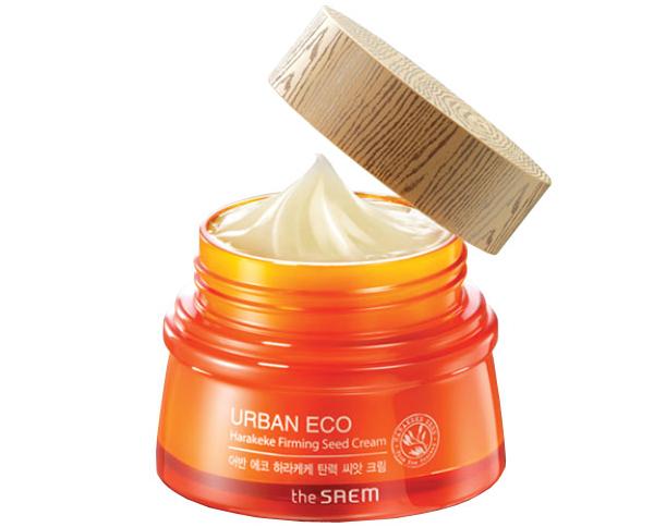 Крем для глаз укрепляющий с экстрактом новозеландского льна Urban Eco Harakeke Firming Seed Eye Cream (New)