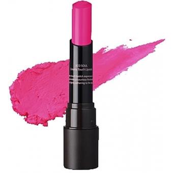 Помада кремовая  для губ 03 Eco Soul Creamy Touch Lipstick 03 Pink Crush