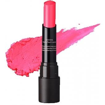 Помада кремовая  для губ 07 Eco Soul Creamy Touch Lipstick 07 Unforgettable Coral