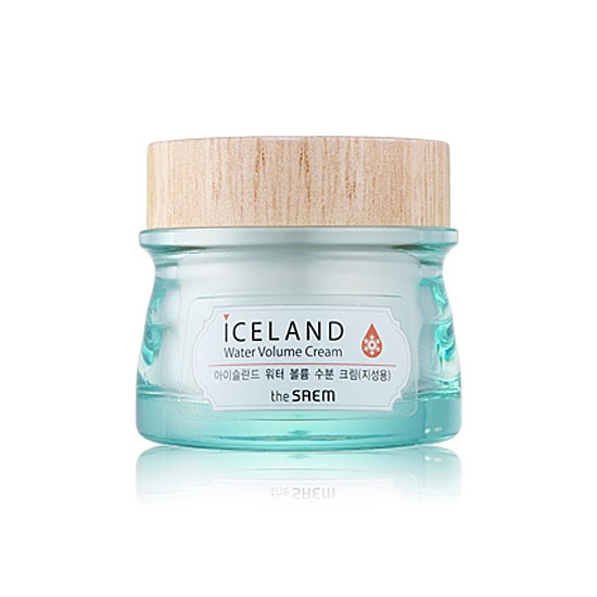 АКЦИЯ! Крем минеральный  Iceland Water Volume Hydrating Cream(For Oily Skin)