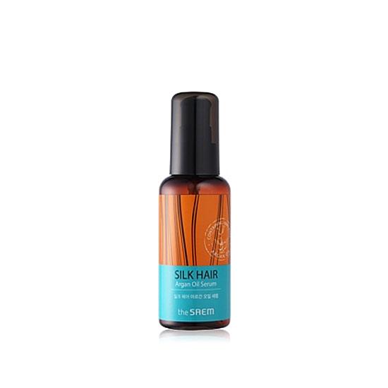 Масло-сыворотка для волос SILK HAIR Argan Oil Serum