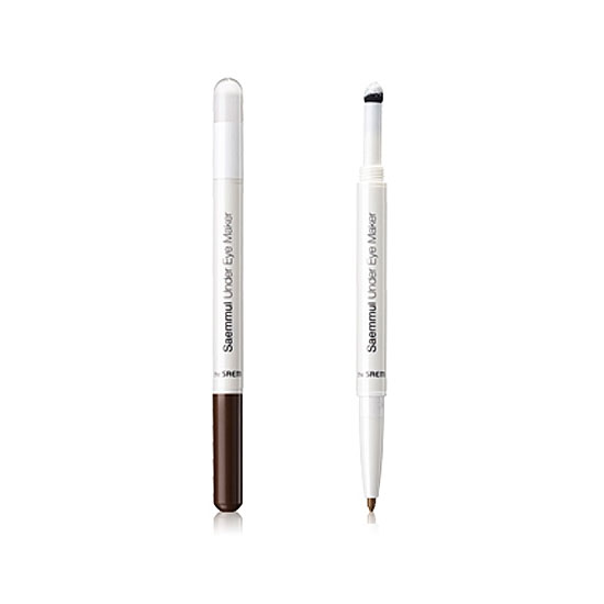 Карандаш для глаз 01 Saemmul Under Eye Marker 01 Plumping White