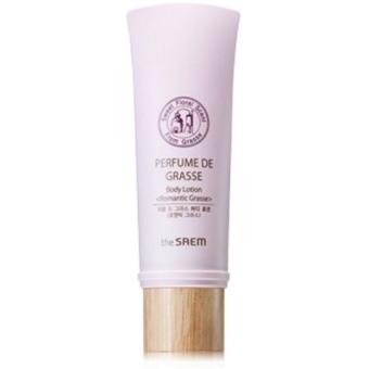 Лосьон для тела парфюмированый Perfume de Grasse Body Lotion - Romantic Grasse